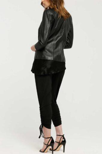 Grit Under Fire Leather Jacket