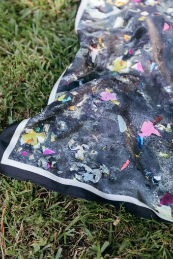 Florentine Confetti Scarf