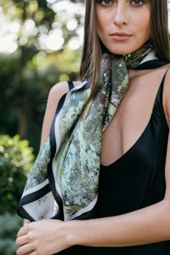 Native Camouflage Scarf
